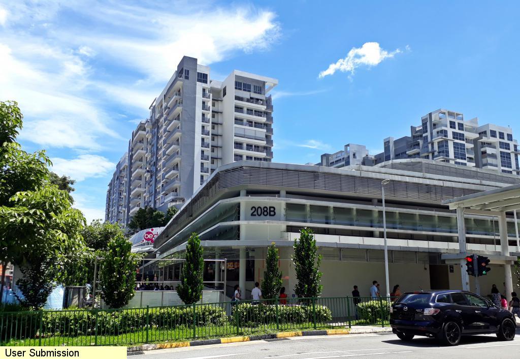 Bedok Interchange Hawker Centre