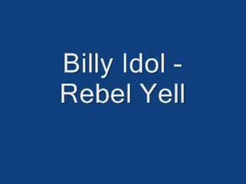 Rebel Yell Lyrics